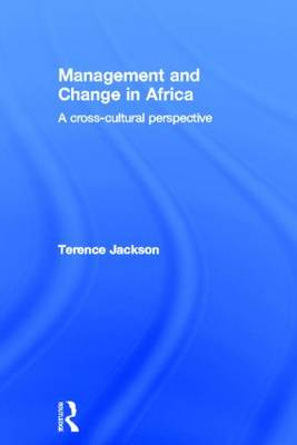 Management and Change in Africa (Hardback)