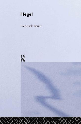 Hegel - The Routledge Philosophers (Hardback)