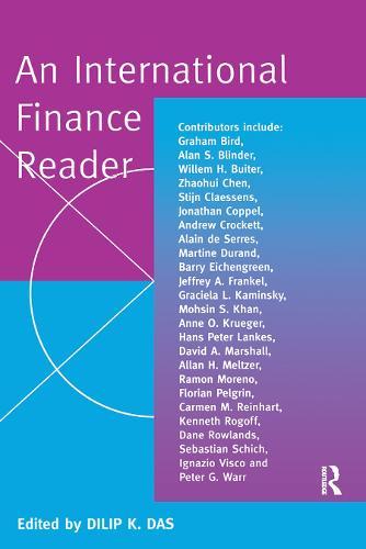 An International Finance Reader (Paperback)