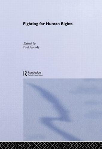 Fighting for Human Rights (Hardback)