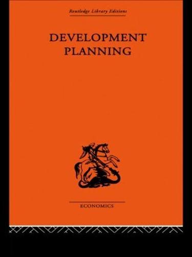 Development Planning (Hardback)