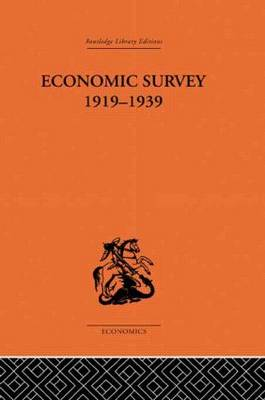Economic Survey (Hardback)