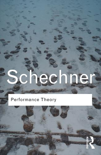 Performance Theory (Paperback)