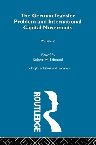 Origins Intl Economics Vol 5 (Hardback)