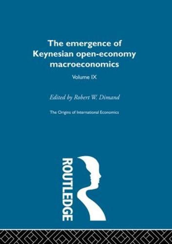 Origins Intl Economics Vol 9 (Hardback)