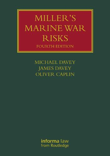 Marine War Risks - Lloyd's Shipping Law Library (Hardback)
