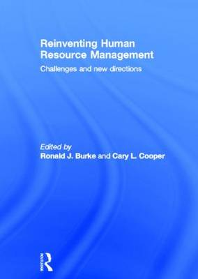 Reinventing HRM: Challenges and New Directions (Hardback)