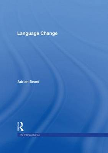 Language Change - Intertext (Hardback)