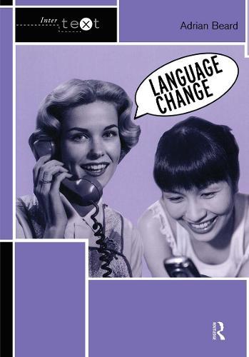 Language Change - Intertext (Paperback)