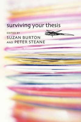 Surviving Your Thesis (Paperback)