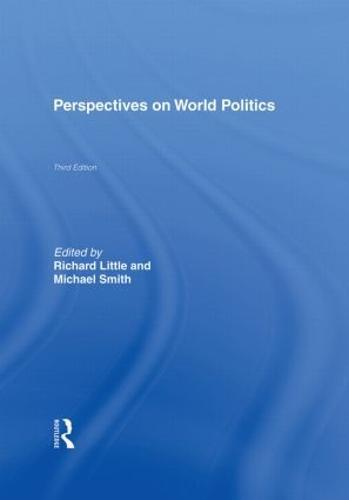 Perspectives on World Politics (Hardback)