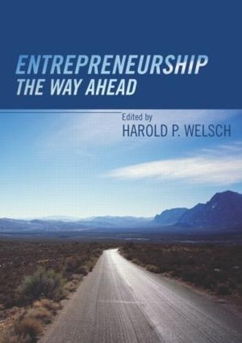 Entrepreneurship: The Way Ahead (Paperback)