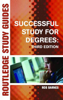 Successful Study for Degrees (Paperback)