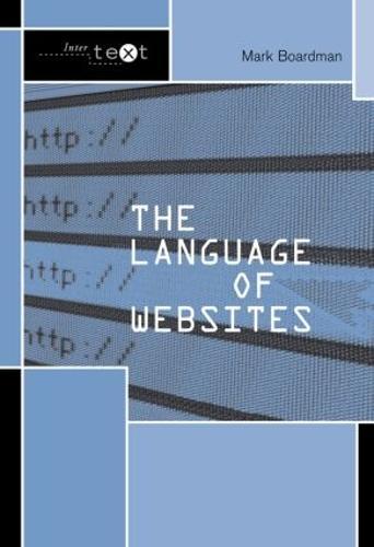 The Language of Websites - Intertext (Hardback)