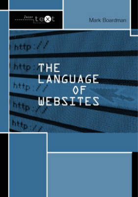 The Language of Websites - Intertext (Paperback)