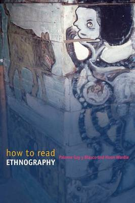How to Read Ethnography (Paperback)
