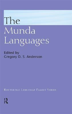 The Munda Languages (Hardback)