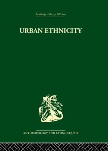 Urban Ethnicity (Hardback)