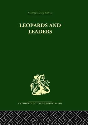 Leopards and Leaders: Constitutional Politics among a Cross River People (Hardback)