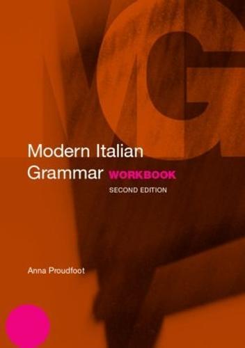 Modern Italian Grammar Workbook - Modern Grammar Workbooks (Paperback)