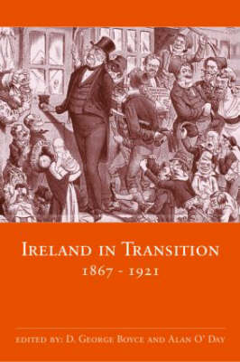 Ireland in Transition, 1867-1921 (Paperback)