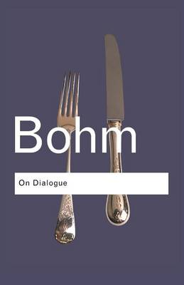 On Dialogue - Routledge Classics (Paperback)