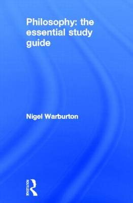 Philosophy: The Essential Study Guide (Hardback)