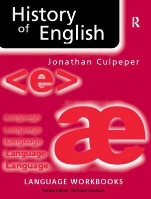 History of Englsih - Language Workbooks (Paperback)