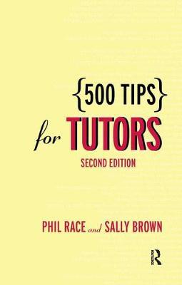 500 Tips for Tutors (Paperback)