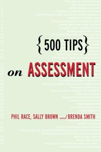 500 Tips on Assessment (Paperback)