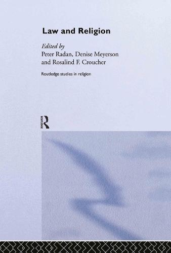 Law and Religion - Routledge Studies in Religion (Hardback)