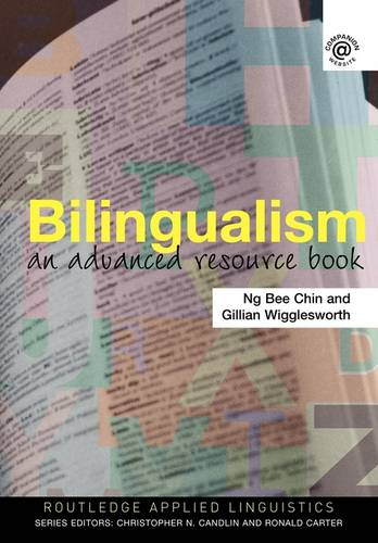 Bilingualism: An Advanced Resource Book - Routledge Applied Linguistics (Paperback)