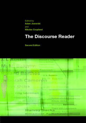 The Discourse Reader (Paperback)