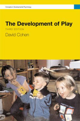 The Development Of Play (Paperback)