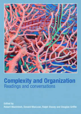 Complexity and Organization: Readings and Conversations (Paperback)