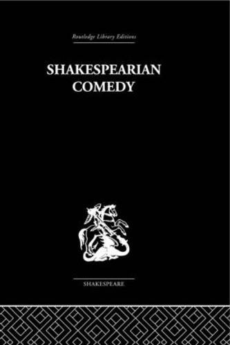 Shakespearian Comedy (Hardback)