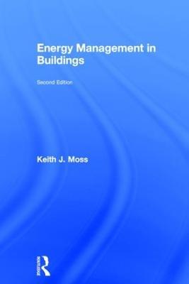 Energy Management in Buildings (Hardback)