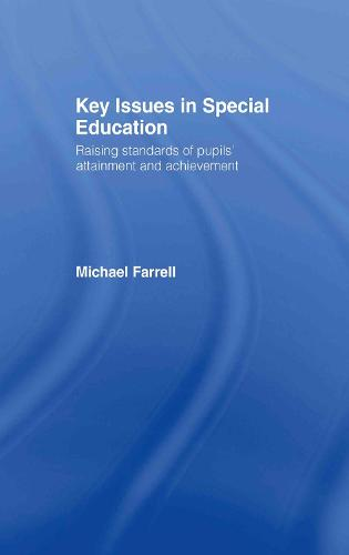 Key Issues In Special Education (Hardback)