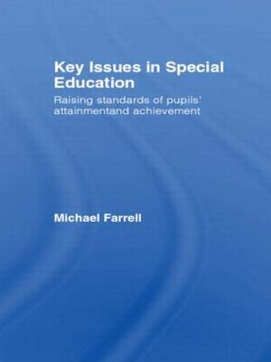 Key Issues In Special Education (Paperback)