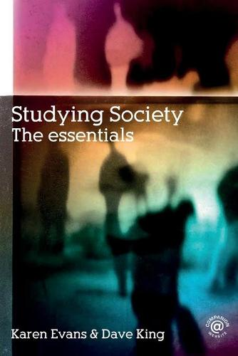 Studying Society: The Essentials (Paperback)