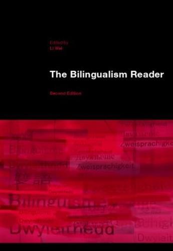 The Bilingualism Reader (Paperback)