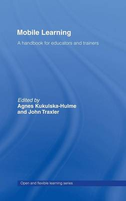 Mobile Learning: A Handbook for Educators and Trainers (Hardback)
