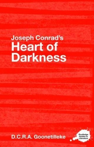 a critique of heart of darkness a novel by joseph conrad