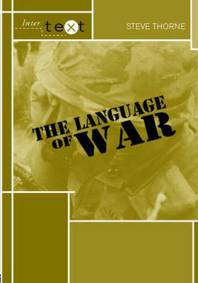 The Language of War - Intertext (Paperback)