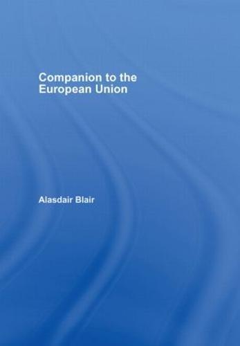 Companion to the European Union (Hardback)
