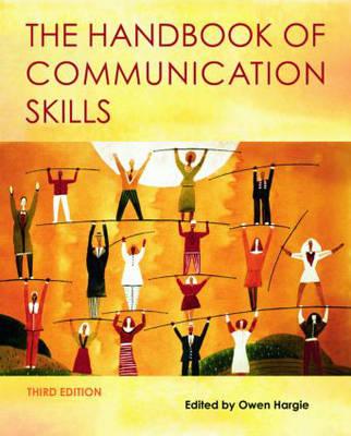 The Handbook of Communication Skills (Paperback)