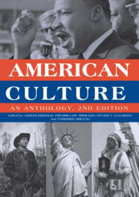 American Culture: An Anthology (Paperback)