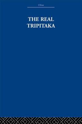 The Real Tripitaka: And Other Pieces (Hardback)