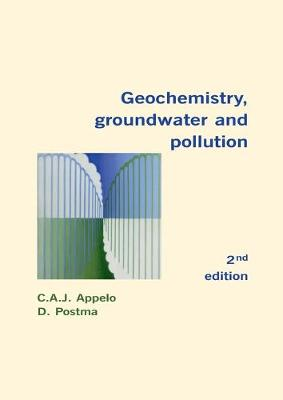 Geochemistry, Groundwater and Pollution (Paperback)