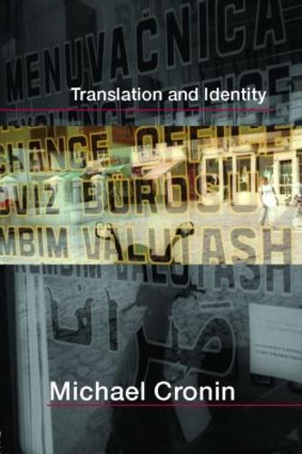 Translation and Identity (Paperback)